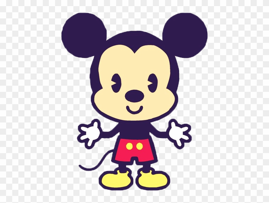 Minnie mouse cute. Disney cuties png drawing