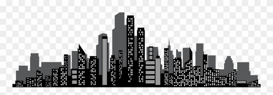 Gotham City Silhouette Png Clipart 123774 Pinclipart Choose from 18000+ city graphic resources and download in the form of png, eps, ai or psd. gotham city silhouette png clipart