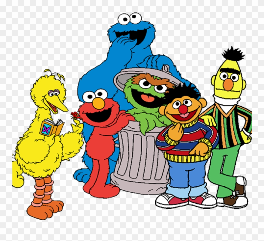 Free Sesame Street Clipart Sesame Street Clipart At Png