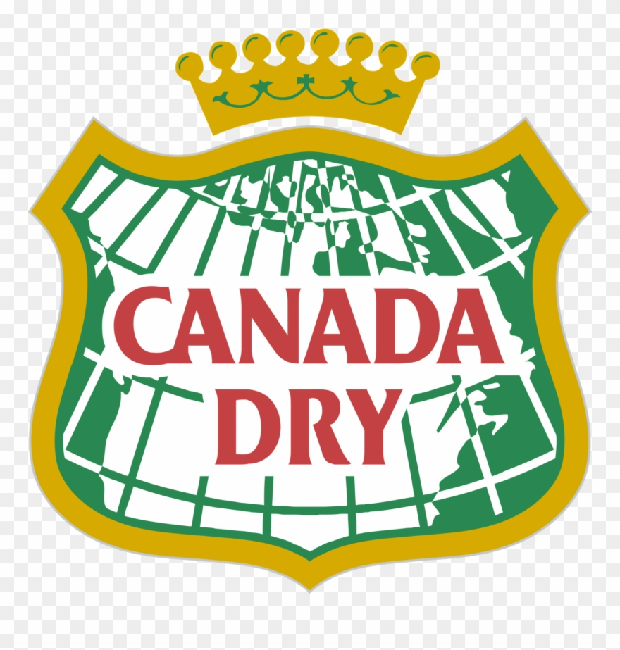Canada Dry Ginger Ale Logo Clipart