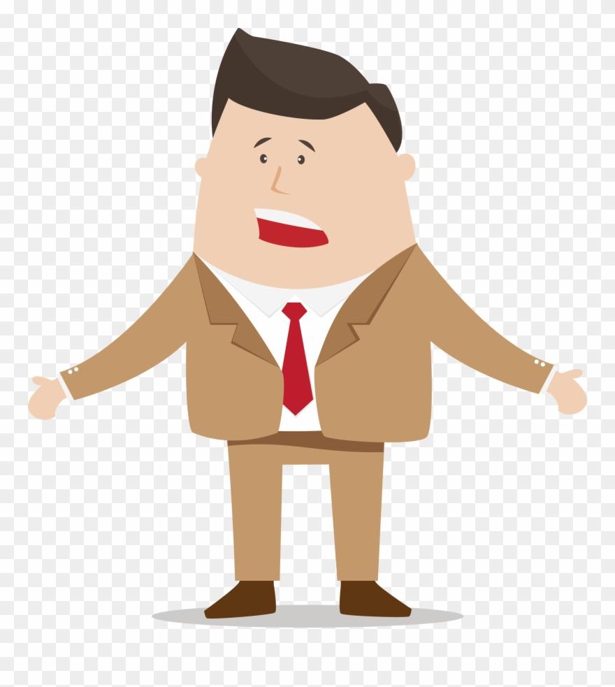 png transparent stock businessman clipart sad sad guy