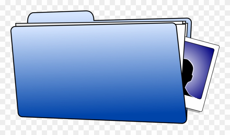 Directory File Folders Computer Icons Hyperlink Download - Clipart Folder - Png Download