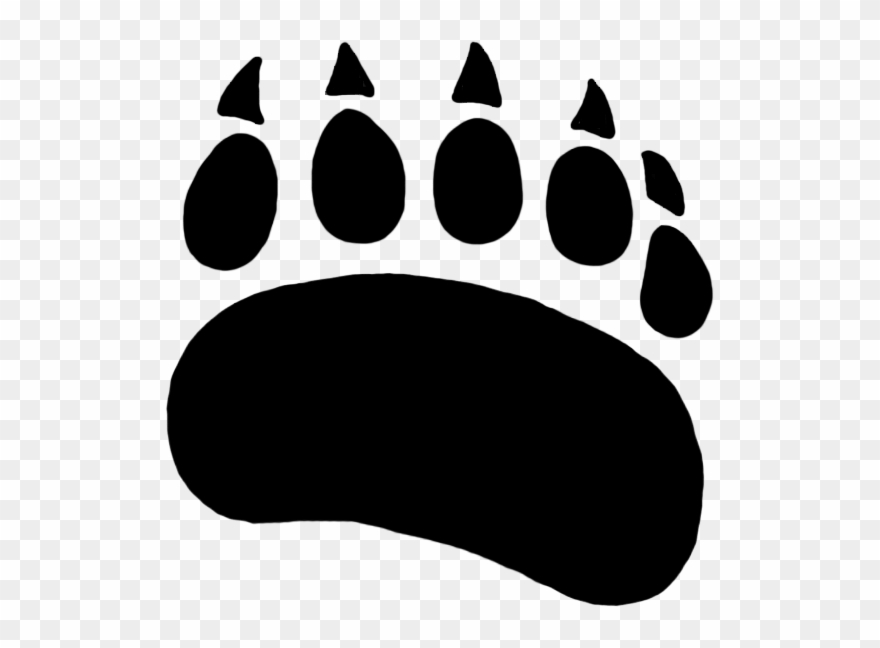 Bear Paw Paw Prints Clipart Bear Paw Clipart Png Transparent Png 129477 Pinclipart They must be uploaded as png files, isolated on a transparent background. bear paw clipart png transparent png