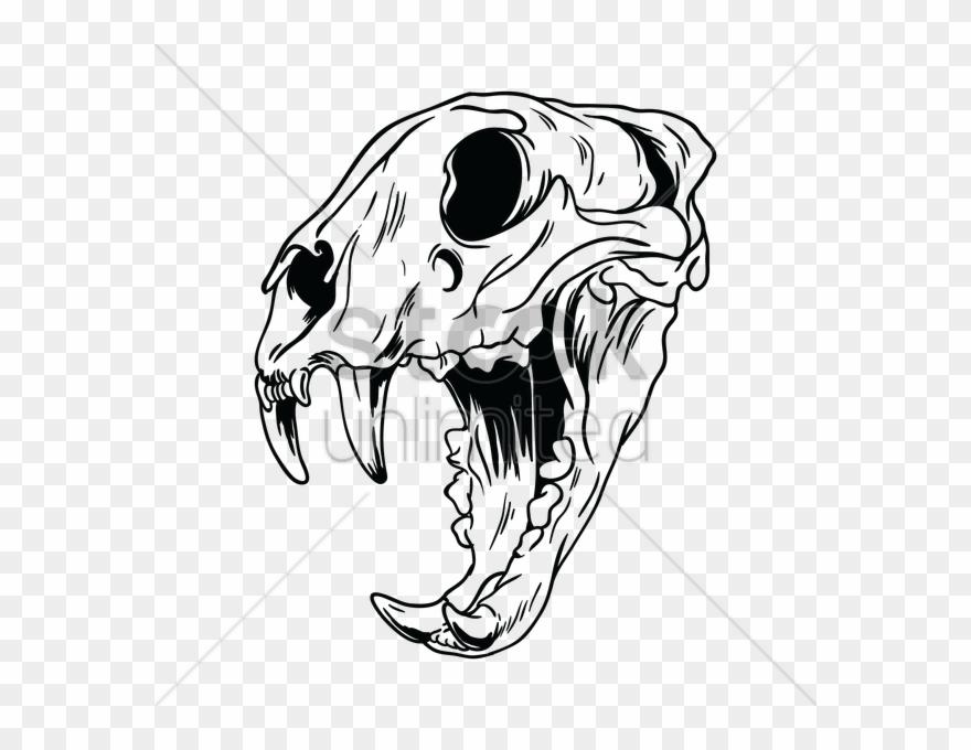 Clipart Skull Gangster