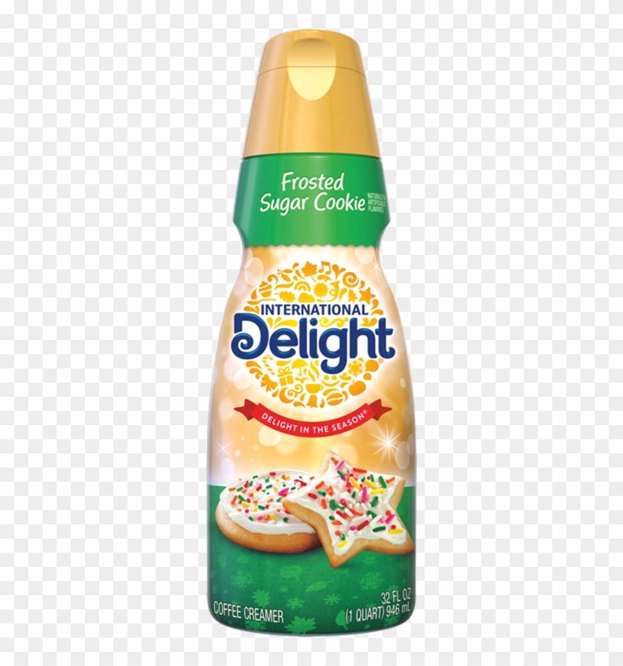 International Delight Creamer Peppermint Mocha Clipart