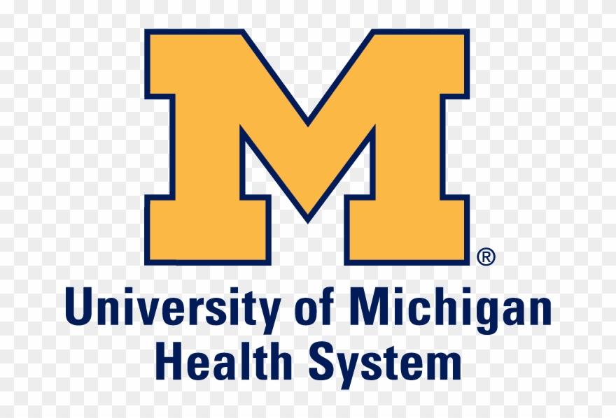 Www2 - Med - Umich - Edu - University Of Michigan Medical Center Logo Clipart