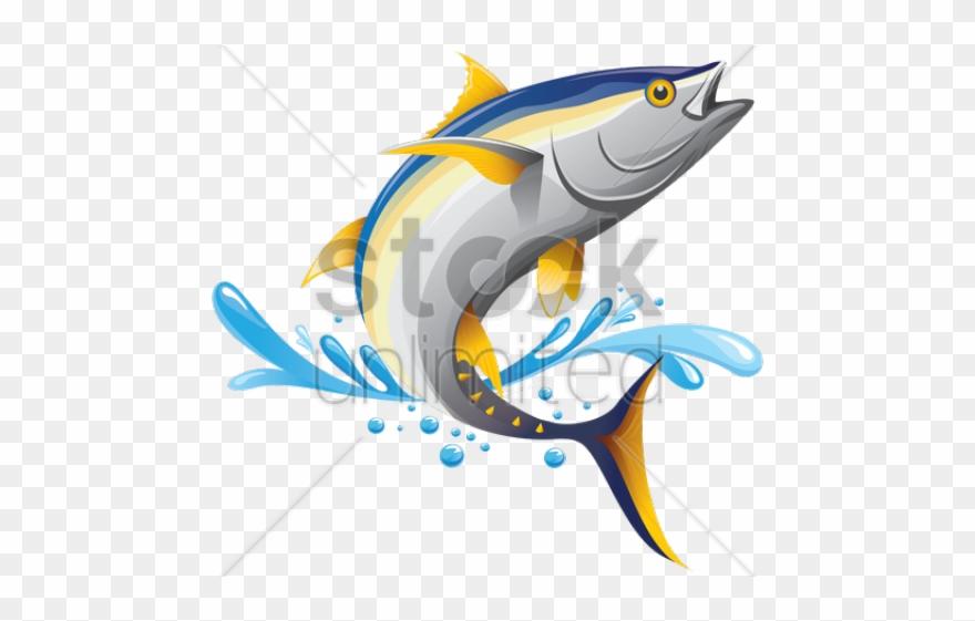 Fish tuna. Clipart fiish design png