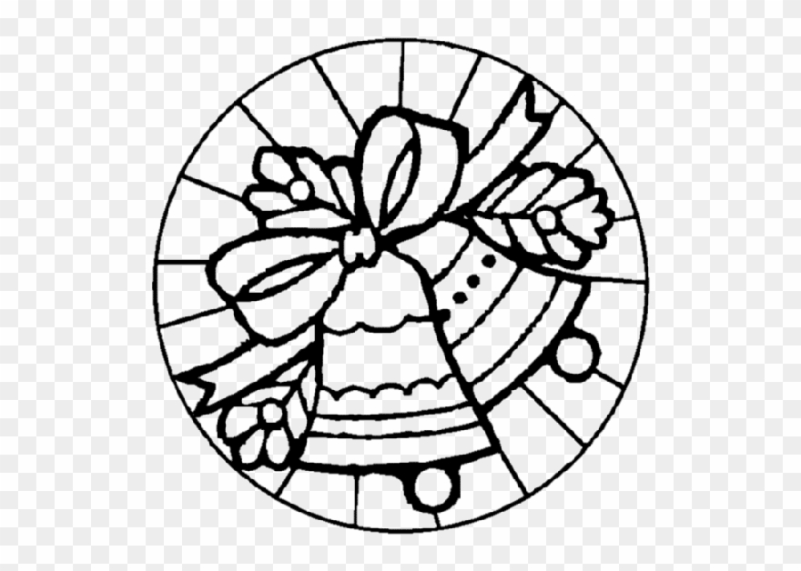 440 Top Coloring Pages Christmas Bells Images & Pictures In HD