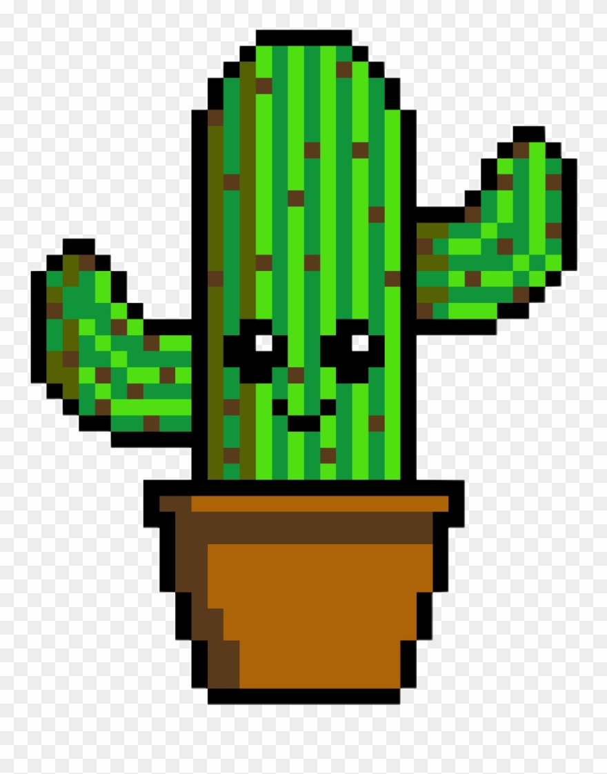 Report Abuse Pixelated Pixel Art Plants Clipart 1220895