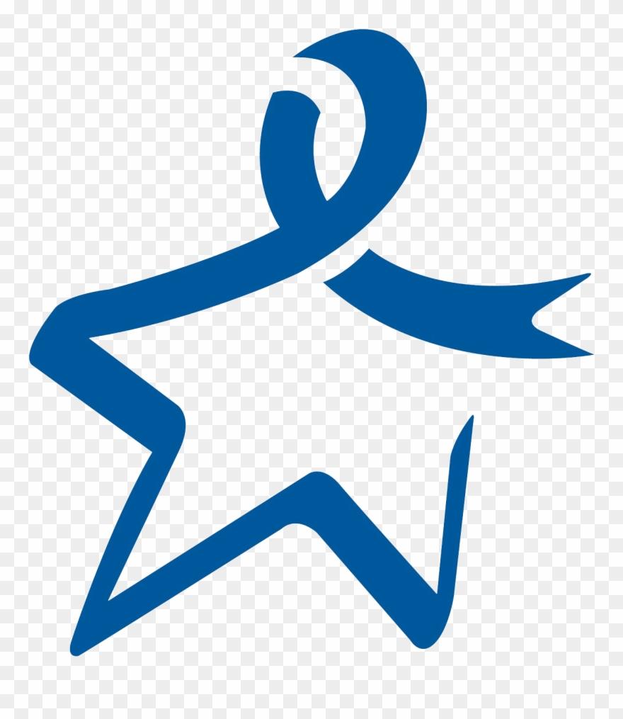 Colon Cancer Ribbon Png Colon Cancer Alliance Logo Clipart 1222256 Pinclipart