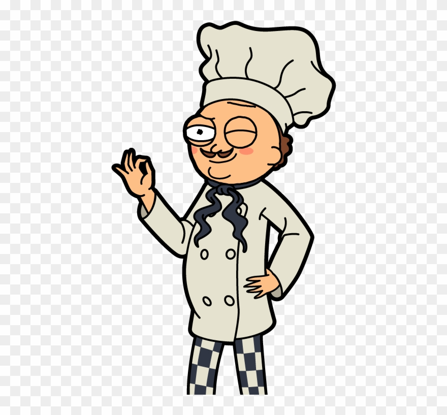 Chef Cuisinier Clipart - Chef - Free Transparent PNG Clipart Images Download