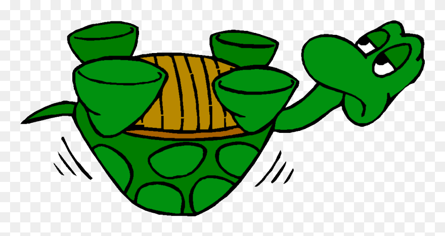 Upside Down Turtle Clipart Turtle Clip Art Upside Down Turtle