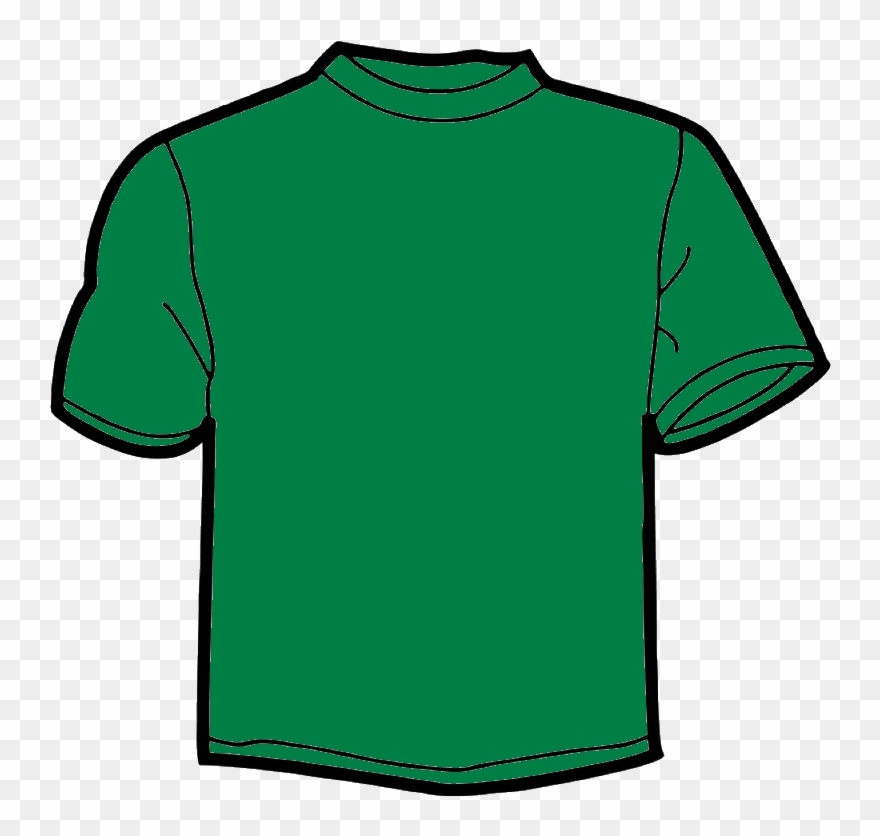 Tshirt Black Clipart in 2020 | T shirt png, Black tshirt, T shirt clipart