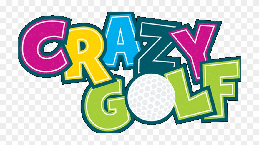 On Tuesday 17th October 2017 Coral Bay Bowling Club Crazy Golf Logo Clipart 1233992 Pinclipart
