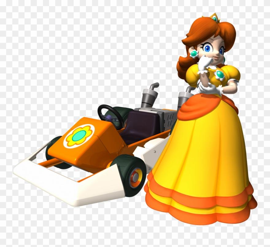 Mario Kart Ds Sky Garden Clipart 1235491 Pinclipart