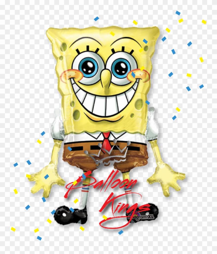 Spongebob Airwalker Sünger Bob Boyama Kitabı Clipart 1238070