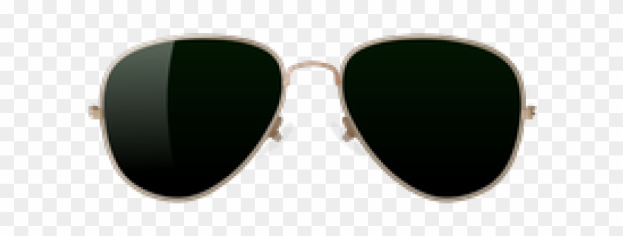 Clout goggles cartoon. Clipart chashma aviator sunglasses