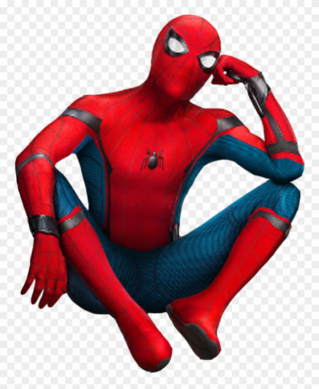 Superhero spiderman. Iron clipart superheroes transparent