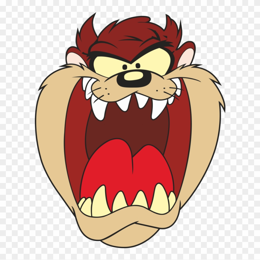 Тасманский дьявол картинки мультяшки