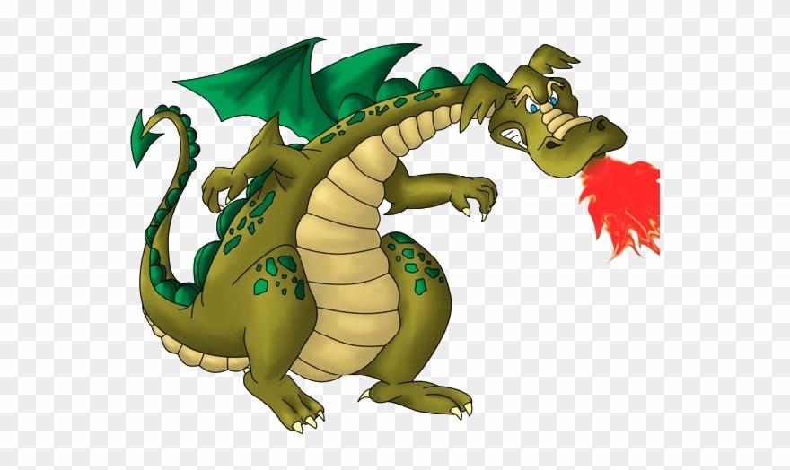 Cartoon Dragon Clipart Dragon Cartoon Clip Art Dragon Slayer Help Wanted Png Download 1245119 Pinclipart