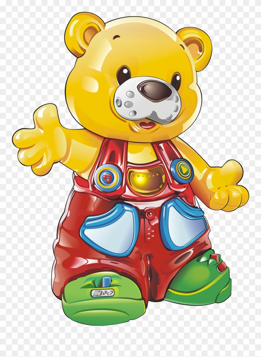 Teddy Teddybär Kuscheltier Hallo Gutenmorgen Wochenende
