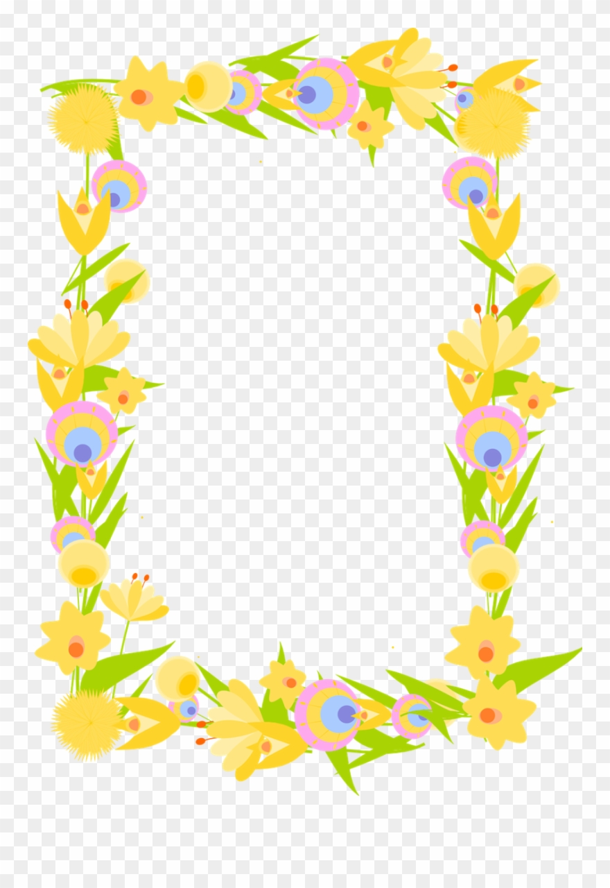 Free Printable Planner Stickers And Scrapbooking Papers Picture Frame Clipart 1250467 Pinclipart
