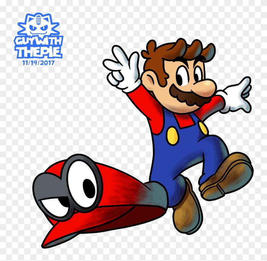 Artto Mario And Luigi Rpg Art Clipart 1267909 Pinclipart