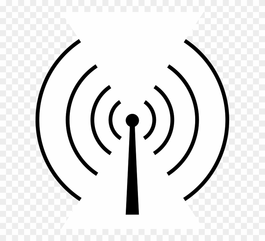 Necessary try radio antenna clip art phrase