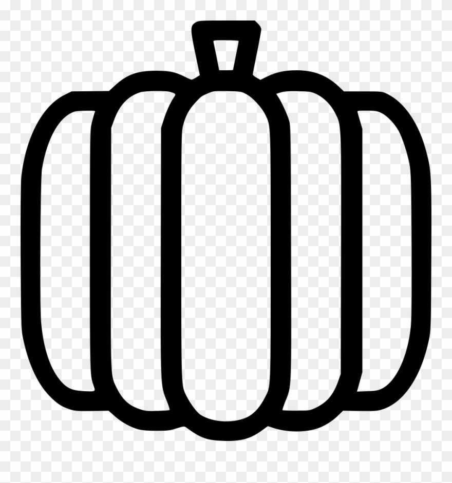Halloween Pumpkin Clipart Black And White.Pumpkin Halloween Vegetable Food Thanksgiving Comments