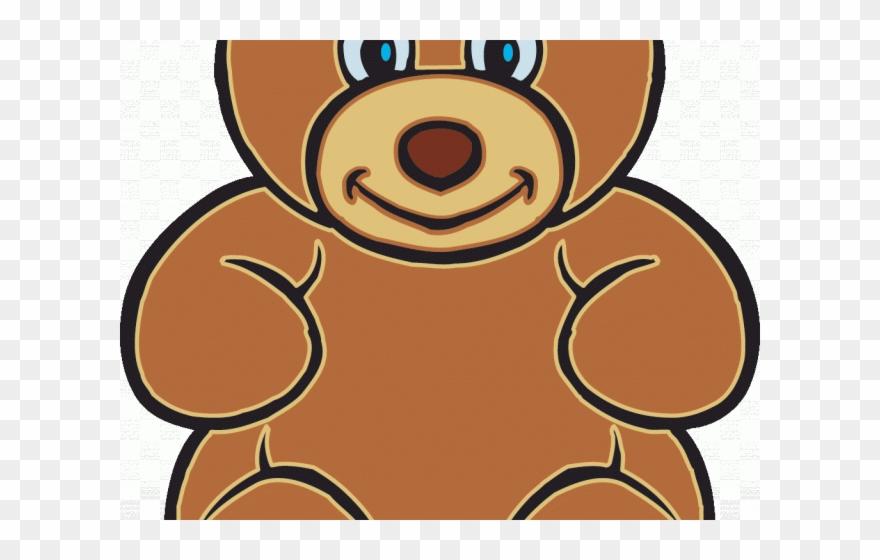 Bear cartoon. Gummy clipart animated teddy