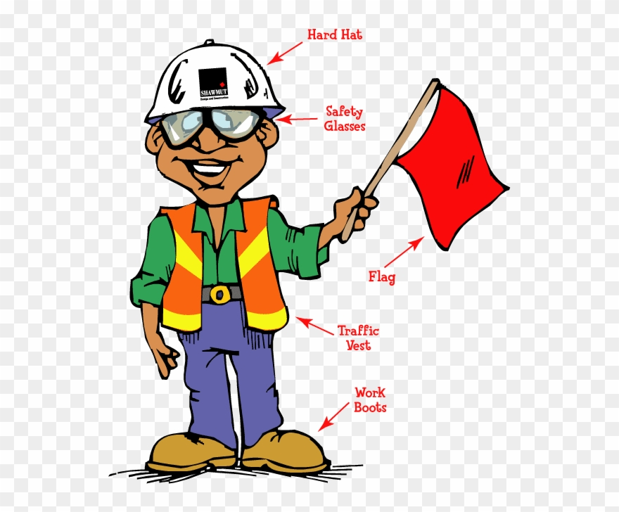 Construction Worker Boston Children S Museum Saftey - Construction Worker Vocabulary Clipart