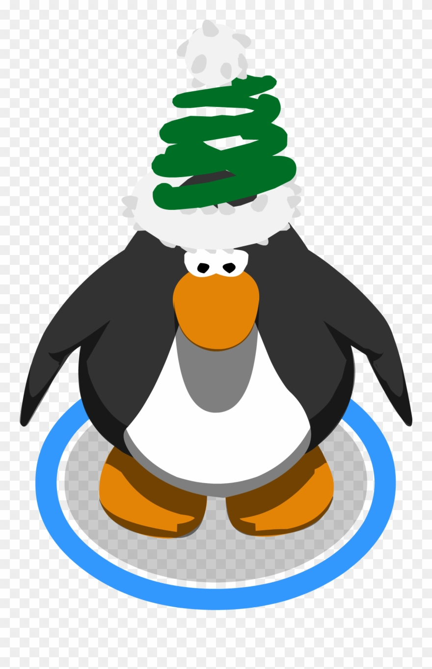7115ec6291ad6 Holiday Spring Hat In-game - Club Penguin Graduation Cap Clipart. Free  Download