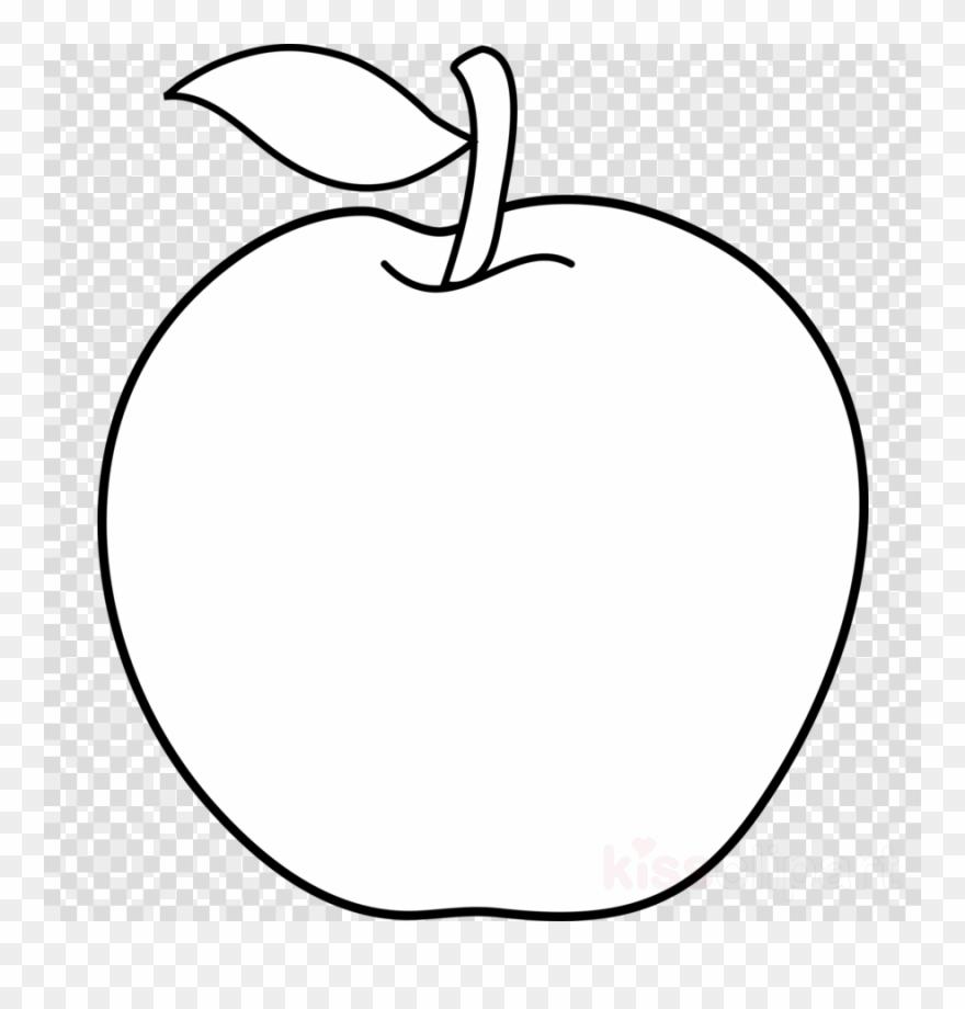 Apple black and white. Fruit clipart bmw logo