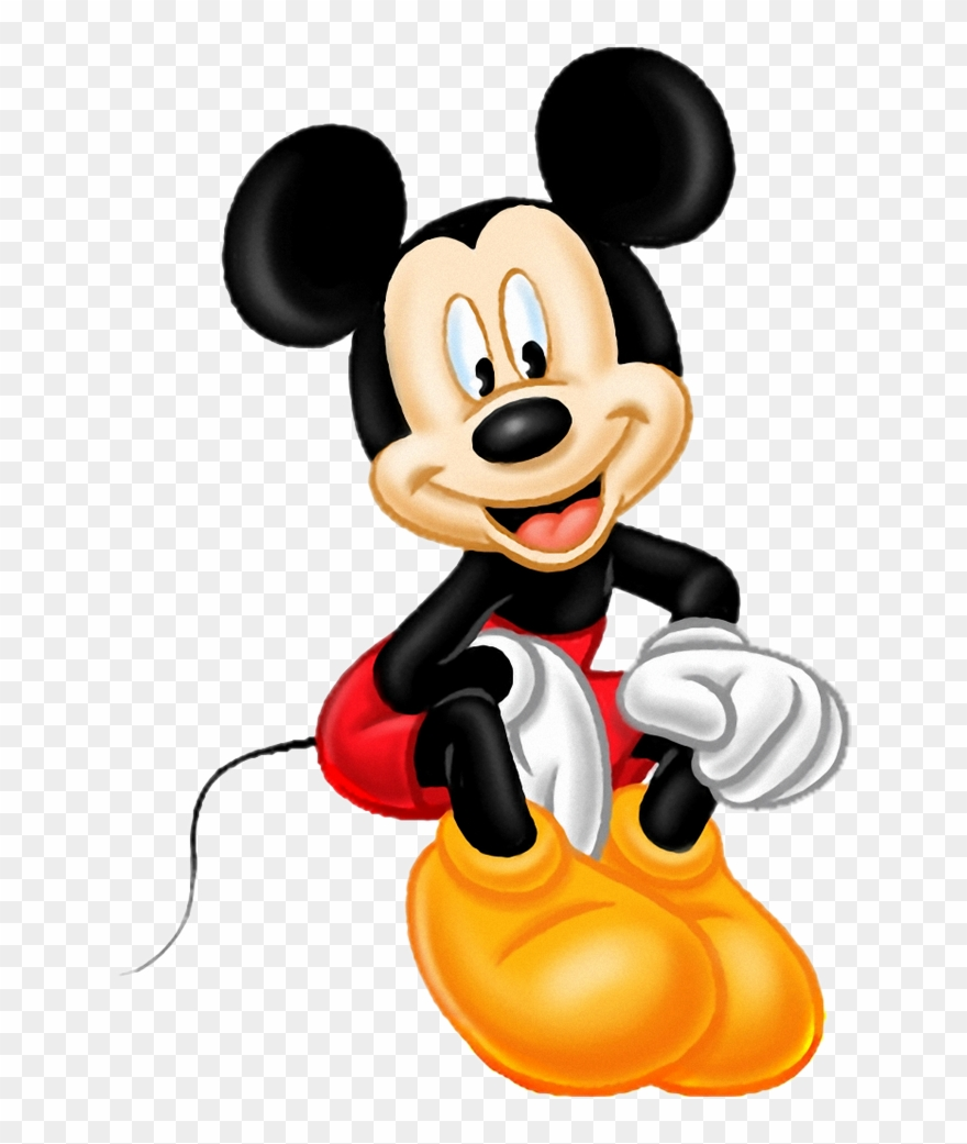 Mickey mouse sitting. Minnie e clipart pinclipart