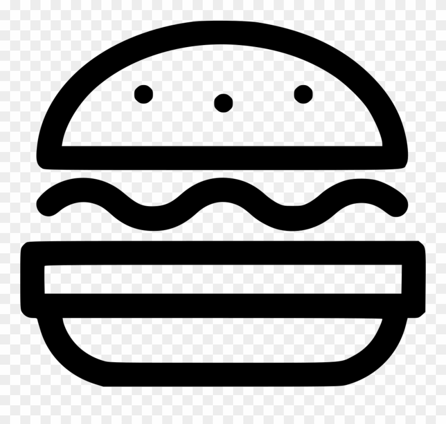 burger icon png burger svg png icon free download  clip web art
