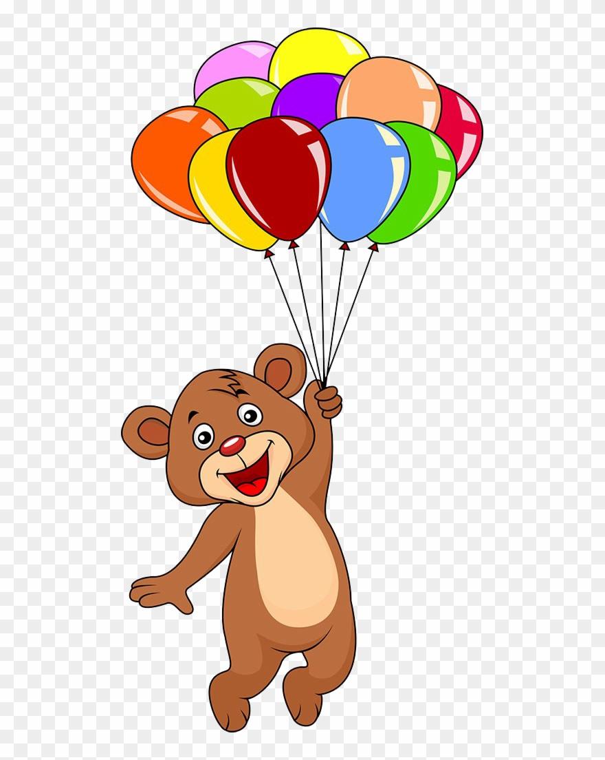 Подарок для, открытки шары и медведи