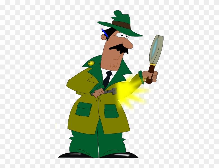 Detective Clipart Transparent