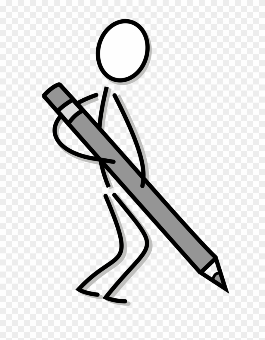 Clipart Person Falling Drawing