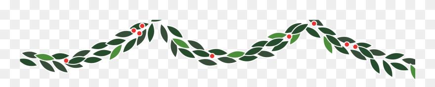 1481671073 Garland 1322186 Christmas Garland Png Clipart