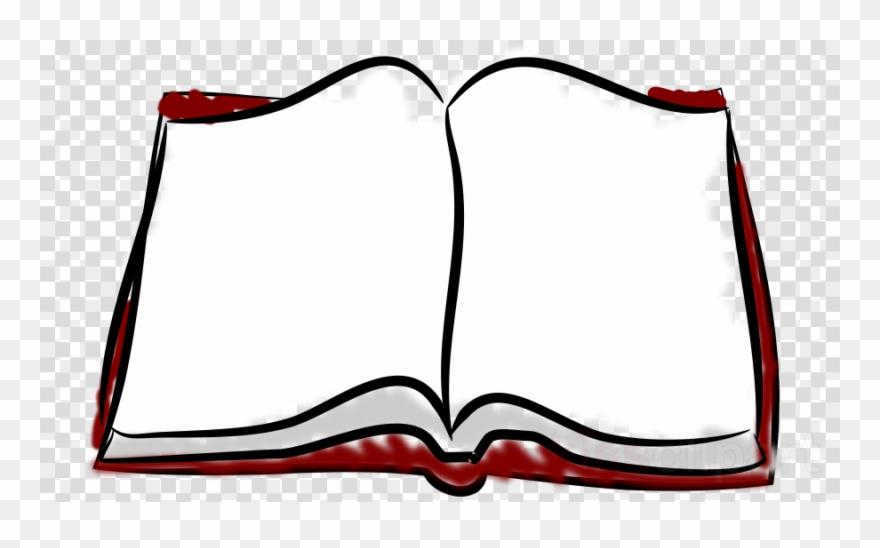 Horizontal book. Download open transparent clipart