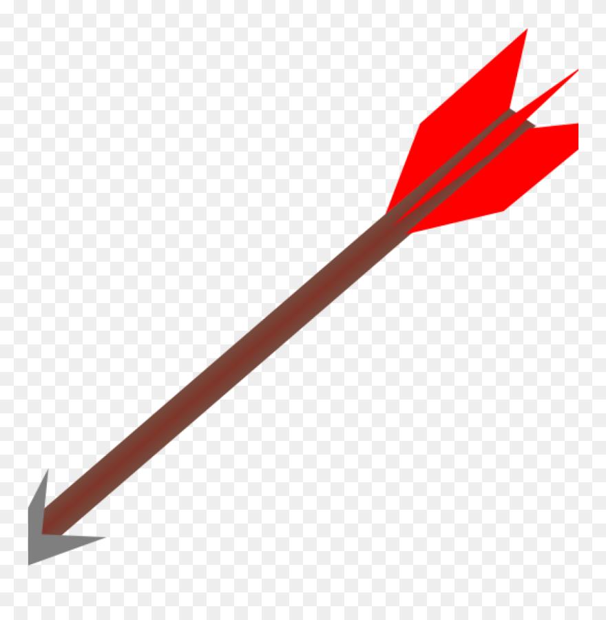 Arrow bow. Clipart vector clip art
