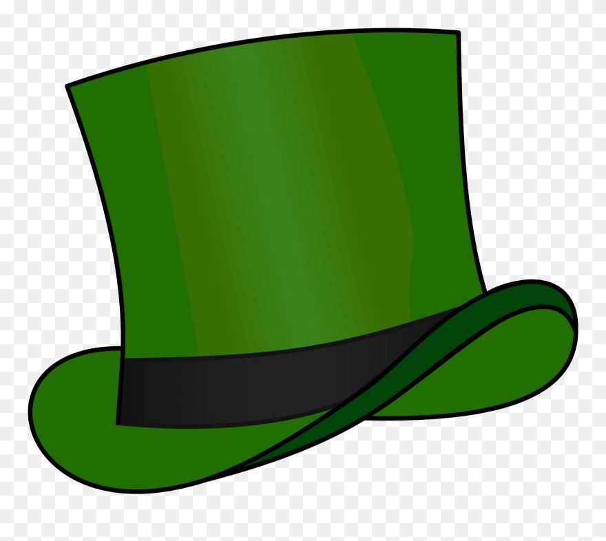 Top Hat Green - De Bono Green Hat Clipart ( 1307254) - PinClipart cb369d2ddf1