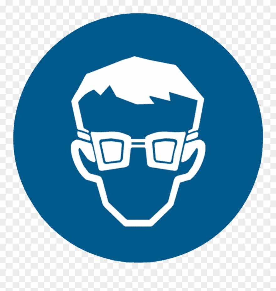 Safety Glasses Logo