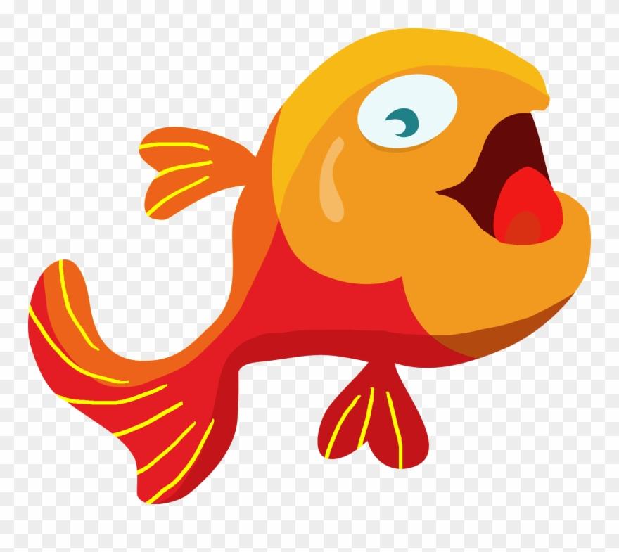 Clipart Untuk Bukuku Kartun Martono Gambar Kartun Ikan Png