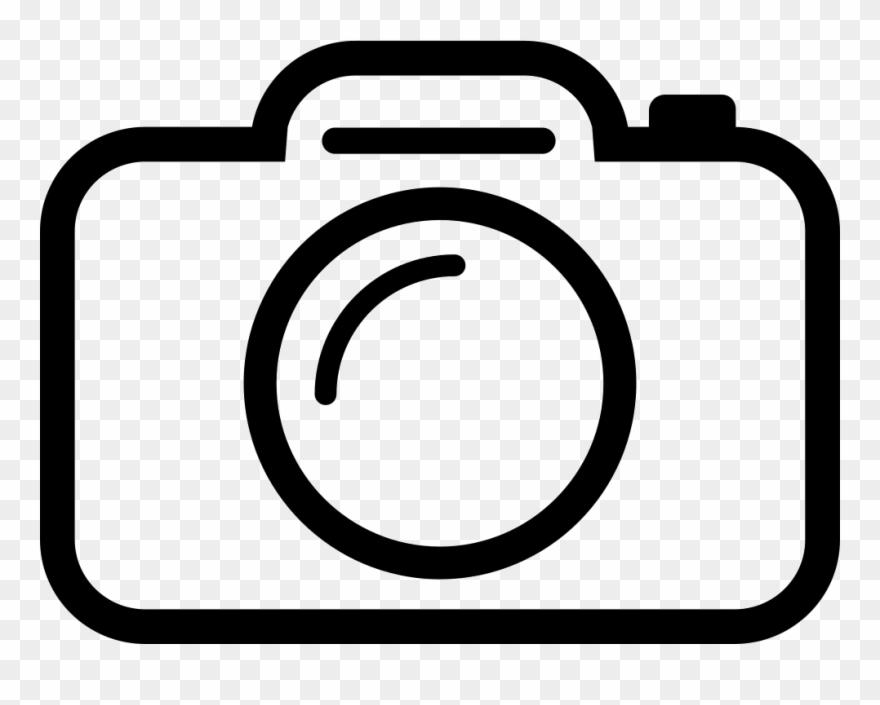 Photo Camera Vintage Comments Camera Fotografica Vector Clipart