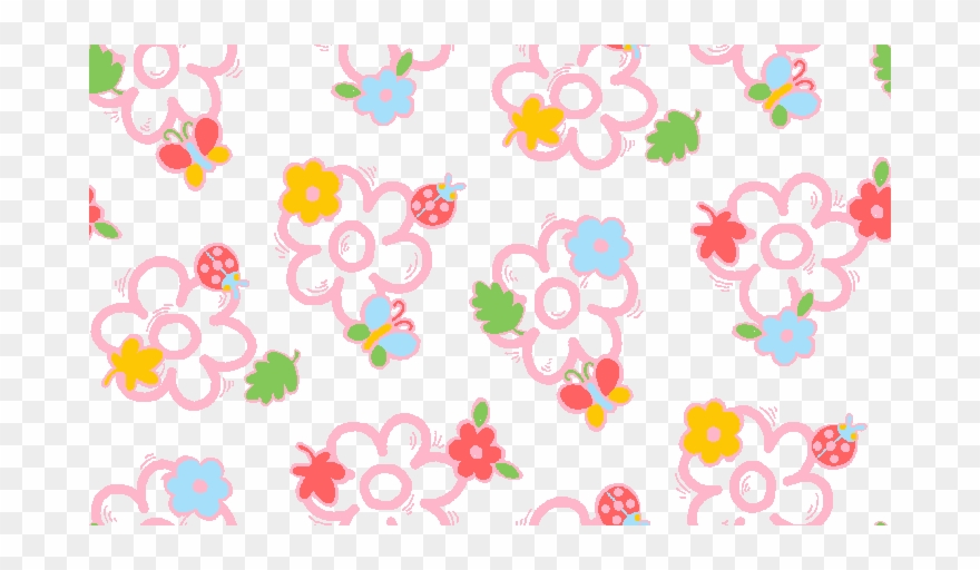 Flower Ladybug Butterflies Free Wallpapers Backgrounds Free