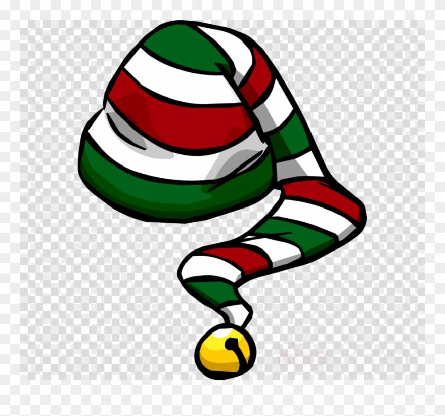 Christmas Hat Clipart Transparent Background.Transparent Background Candy Cane Clipart Candy Cane Elf
