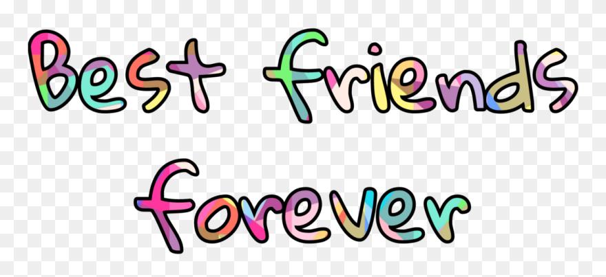 Best Friends Forever Bestfriends Declaration Love Friends Forever