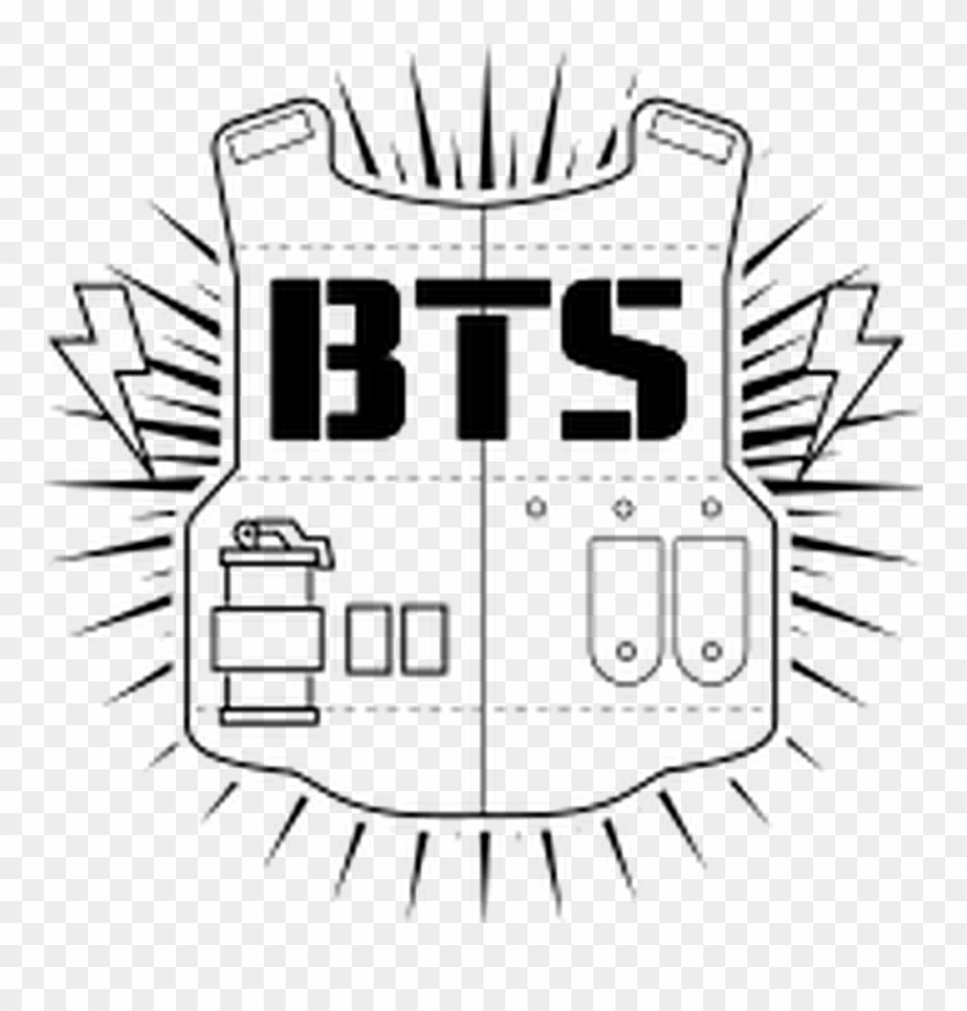 Bts forever young png bts old logo png clipart