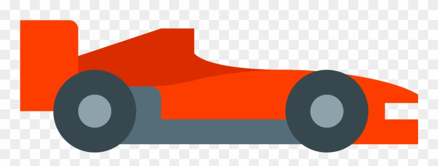 Car Wheel Clipart Side View Race Car Icon Png Transparent Png